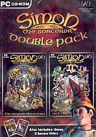 Simon the Sorcerer Double Pack (PC)