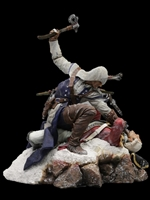 Figurka Assassins Creed 3 - Connor Diorama