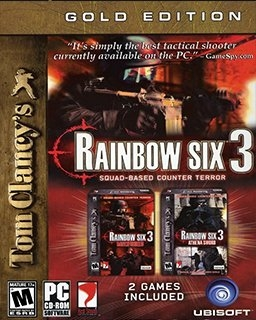 Tom Clancys Rainbow Six 3 Gold (DIGITAL)