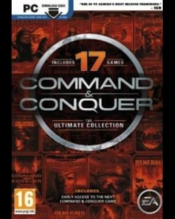 Command and Conquer The Ultimate Collection (DIGITAL)
