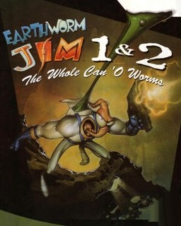 Earthworm Jim 1+2 The Whole Can 'O Worms GOG (DIGITAL)