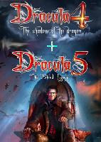 Dracula 4 and 5  DIGITAL