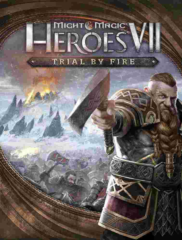 Might and Magic Heroes VII - Trial by Fire (PC) DIGITAL