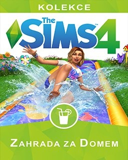 The Sims 4 Zahrada za domem (PC DIGITAL)