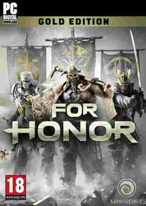 For Honor Gold Edition (PC) DIGITAL
