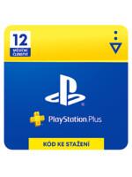 PlayStation Plus - členství na 12 měsíců (PS DIGITAL)