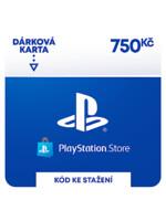 PlayStation Store - Naplnění peněženky 750 Kč (PS DIGITAL)