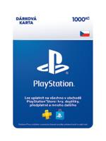 PlayStation Store - Naplnění peněženky 1000 Kč (PS DIGITAL)