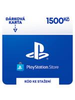 PlayStation Store - Naplnění peněženky 1500 Kč (PS DIGITAL)