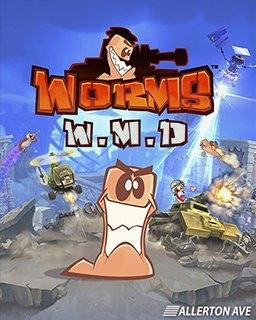 Worms W.M.D (DIGITAL)