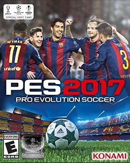 Pro Evolution Soccer 2017 (DIGITAL)