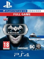 Batman: Arkham VR (PS4 DIGITAL)