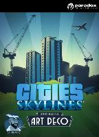Cities: Skylines - Content Creator Pack: Art Deco (PC/MAC/LX) DIGITAL