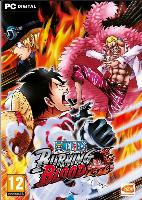 ONE PIECE BURNING BLOOD (PC) DIGITAL
