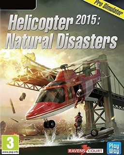 Helicopter 2015 Natural Disasters (DIGITAL)