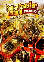 RollerCoaster Tycoon World: Deluxe (PC) DIGITAL