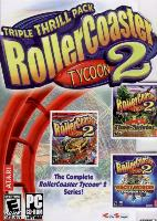RollerCoaster Tycoon 2: Triple Thrill Pack (PC) DIGITAL
