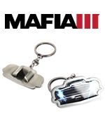 Klíčenka Mafia III - Auto
