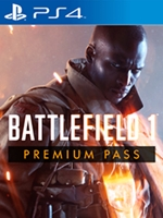 Battlefield 1 Premium Pass (PS4 DIGITAL)