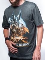 Tričko Warhammer Fantasy Battles - Dwarf (velikost L)