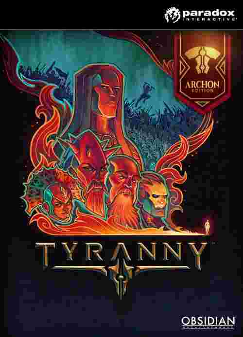 Tyranny - Archon Edition (PC/MAC/LX) DIGITAL