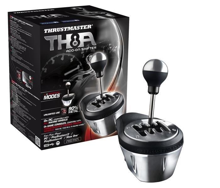 Řadící páka Thrustmaster TH8A Add-On (PS4, PS3, XONE, X360, PC) (PC)