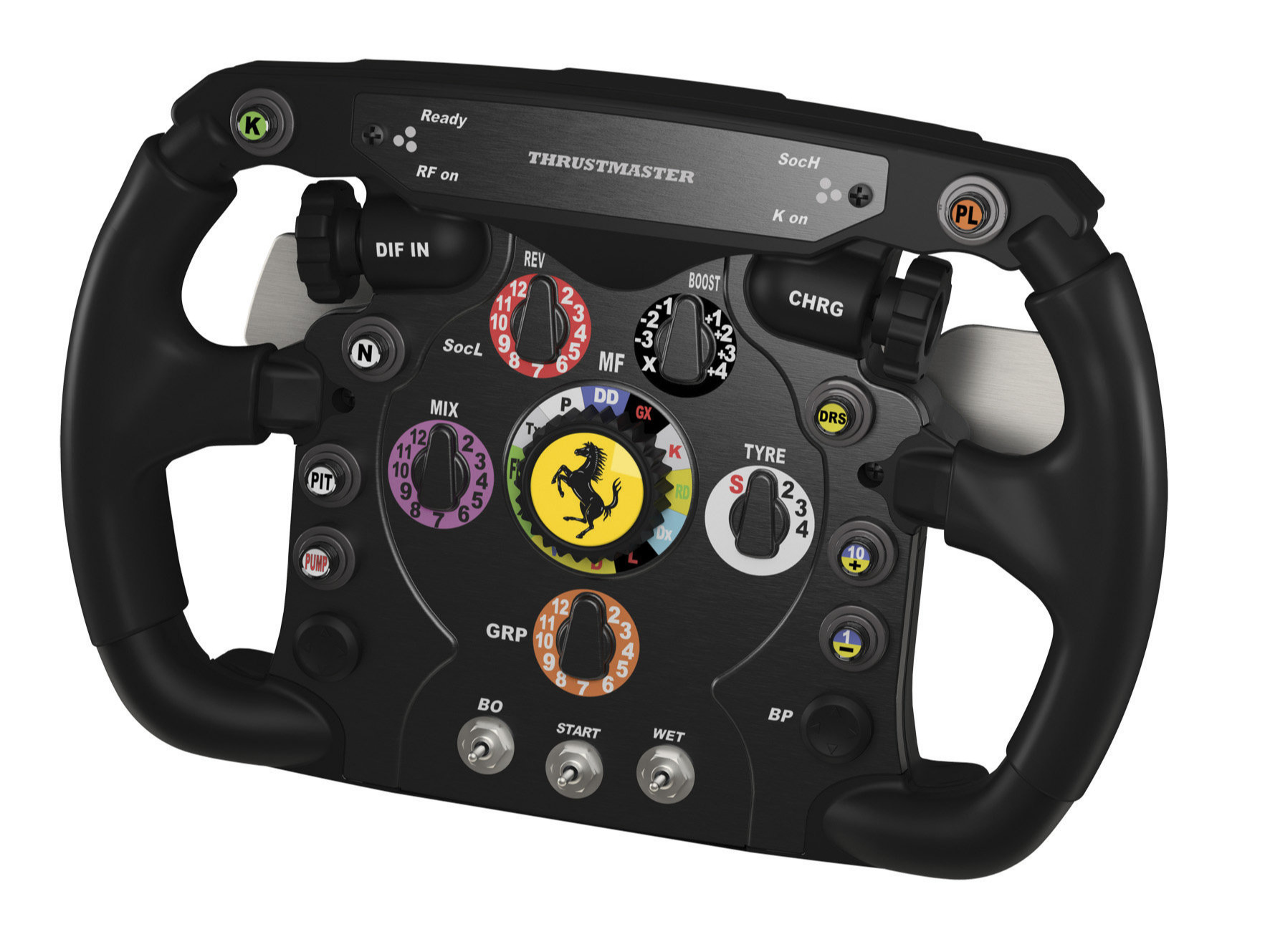 Volant Thrustmaster F1 Add-On pro T300/T500/TX Ferrari 458 (PC)