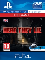 Here They Lie (PS4 DIGITAL)
