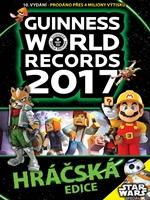Kniha Guinness World Records 2017 - Hráčská edice