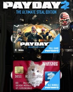 PayDay 2 The Ultimate Steal Edition (DIGITAL)