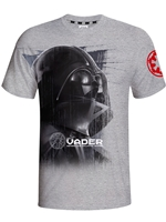 Tričko Star Wars - Vader - Defend the Galactic Empire (velikost S)
