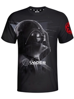 Tričko Star Wars - Vader - Defend the Galactic Empire - černé (velikost S)