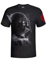 Tričko Star Wars - Vader - Defend the Galactic Empire - černé (velikost L)