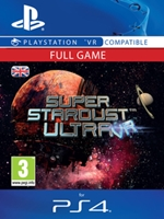 Super Stardust Ultra VR (PS4 DIGITAL)
