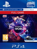 PlayStation VR Worlds (PS4 DIGITAL)