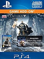 Destiny: Rise of Iron (PS4 DIGITAL)