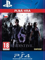 Resident Evil 6 (PS4 DIGITAL)