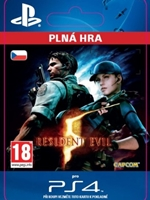 Resident Evil 5 (PS4 DIGITAL)