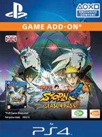 Naruto Shippuden: Ultimate Ninja Storm 4 - Season Pass (PS4 DIGITAL)