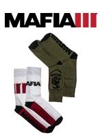 Ponožky Mafia III - Military a Logo balíček