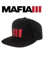 Kšiltovka Mafia III - Logo Snapback
