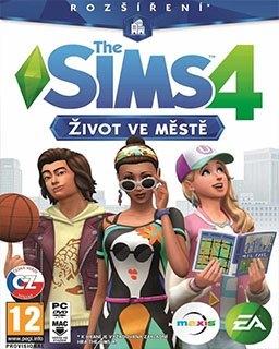 The Sims 4 Život ve městě (DIGITAL)