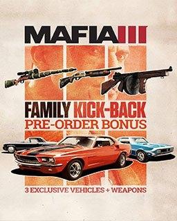 Mafia III Rodinný úplatek DLC (DIGITAL)