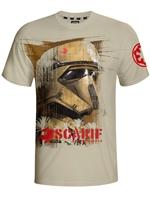 Tričko Star Wars - Scarif Shoretrooper (velikost S)