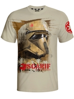 Tričko Star Wars - Scarif Shoretrooper (velikost L)
