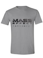 Tričko Mass Effect: Andromeda - Logo (velikost S)