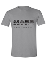 Tričko Mass Effect: Andromeda - Logo (velikost M)