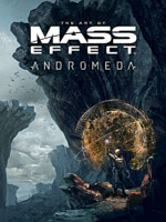 Kniha The Art of Mass Effect Andromeda