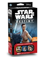 Karetní hra Star Wars Destiny: Rey Starter Set