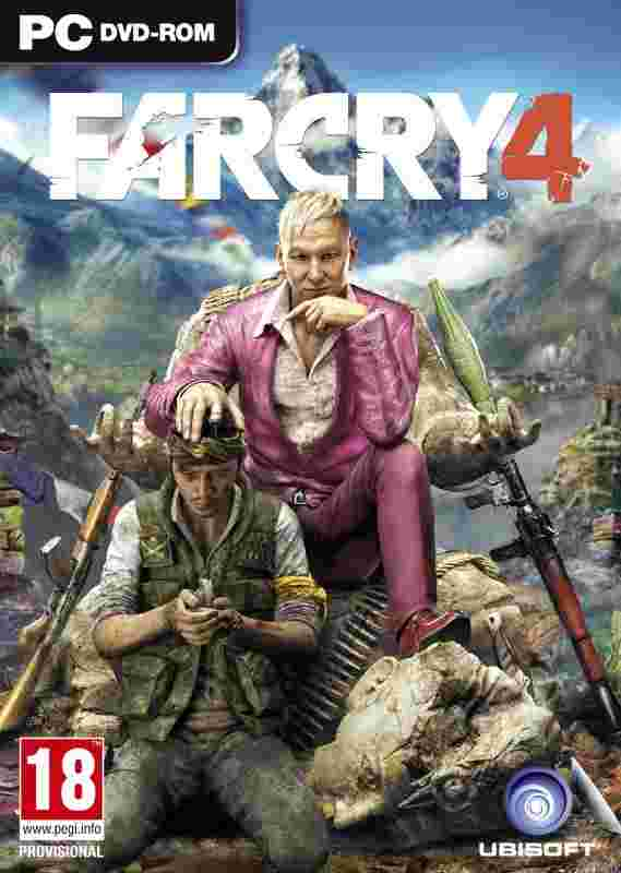 Far Cry 4 (PC) DIGITAL